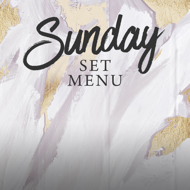 Sunday set menu at The Bell