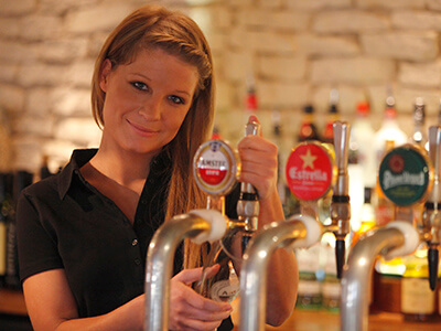 Bar jobs at The Bell